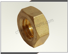 Brass Square Nuts